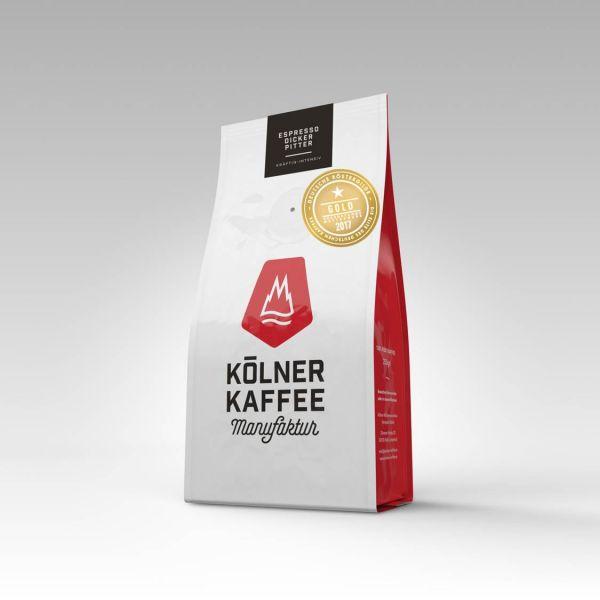 Espresso Dicker Pitter