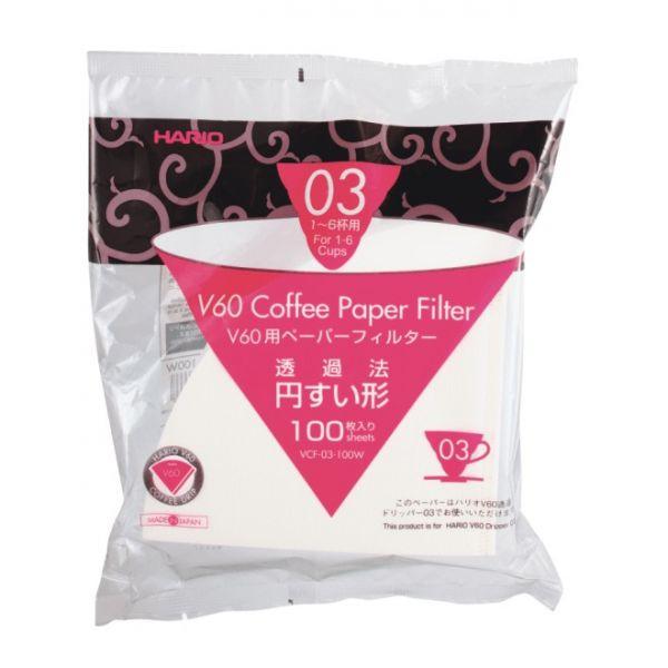 Hario Papierfilter V60 03