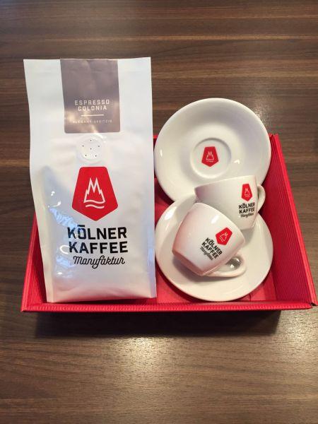 Geschenk-Set Espresso