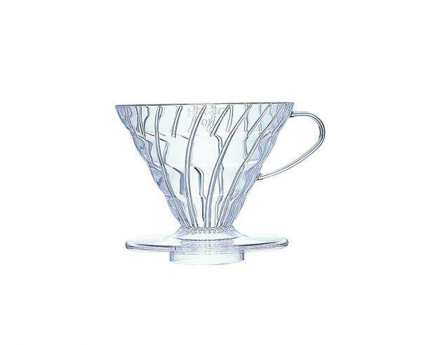 Hario Handfilter V60 02 Kunststoff, 2-4 Tassen