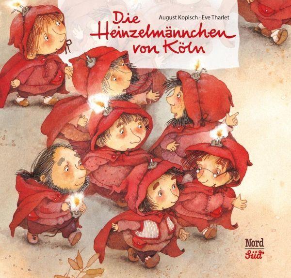 Buch - Die Heinzelmännchen von Köln