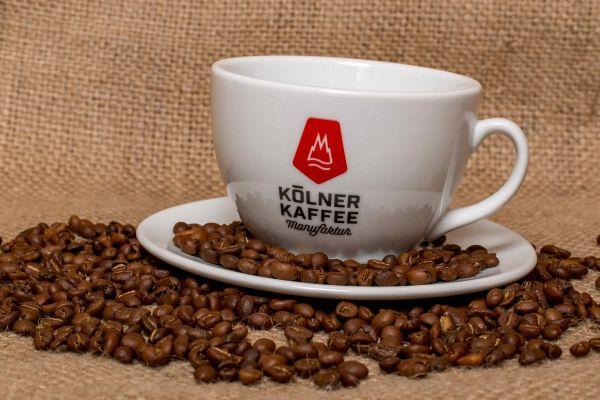 "Milchkaffee-Tasse ""K"