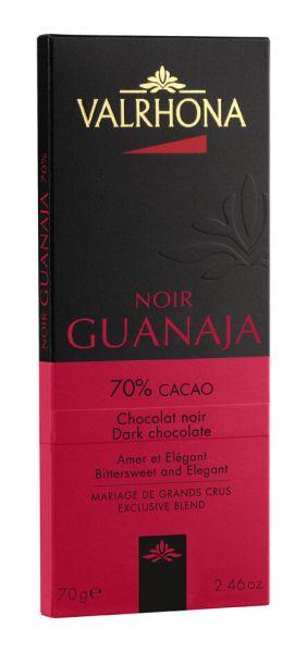 Valrhona Guanaja, Dunkle Schokolade mit 70% Kakao