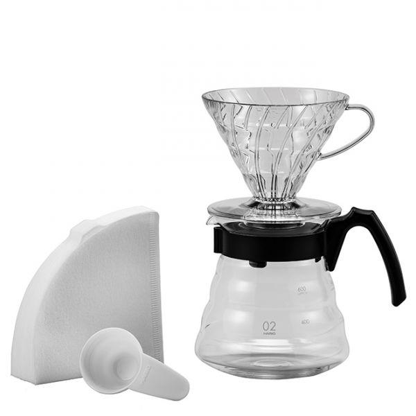 Hario V60 Craft Coffee Maker Set